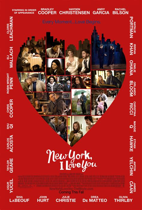 love film new new york i love you images official poster hd wallpaper