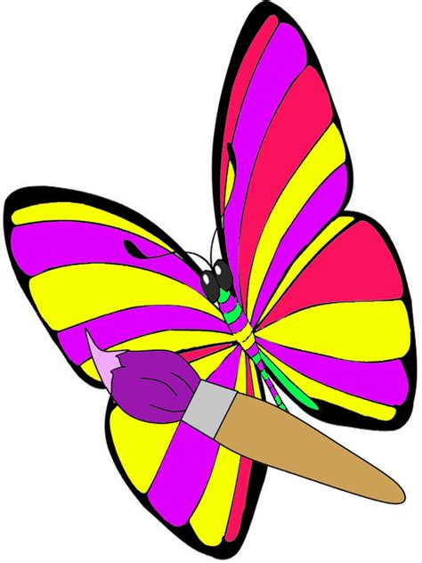 coloring book app project images of butterflies cliparts co