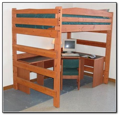 wooden loft bed full size full size wood loft bed 28 images futon mattress of