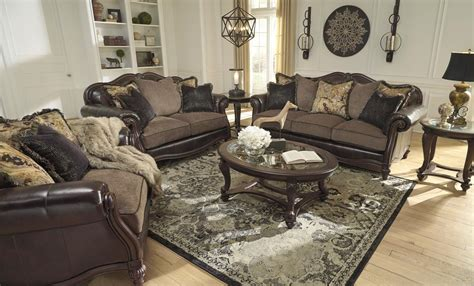 Furniture Pieces For Living Room Winnsboro 3 Living Room Set Gonzalez Furniture