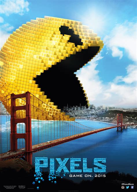 film pixels sub indo streaming pixels 1 of 10 extra large movie poster image imp awards