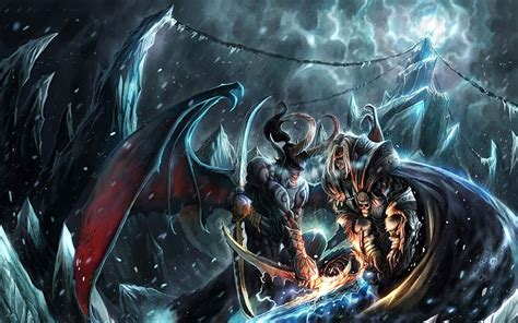 frozen throne wallpaper free download download the latest warcraft 3 frozen throne hd wallpapers