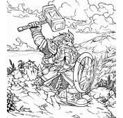 How To Draw Wow Dwarf