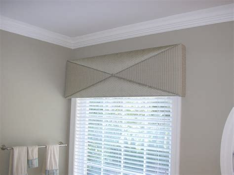 Contemporary Window Cornice Clean Lines Contemporary Window Treatments New York