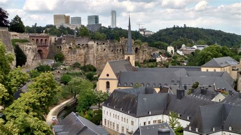 and city luxembourg city a delightful mix of and new
