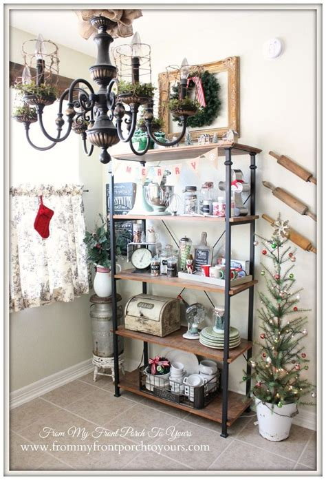 Fireplace Mantel Decorating Ideas For Christmas by 17 Best Images About Home Bakers Stand On Pinterest