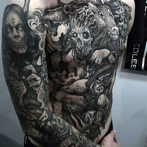 full back tattoos for men ideas 120 back tattoos for masculine ink designs