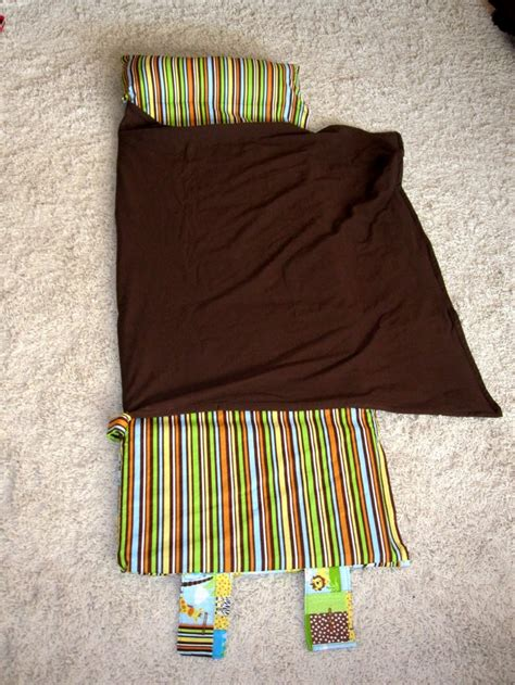pattern for preschool nap mat nap mat with attached blanket and pillow great tutorial