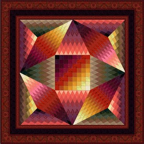mayflowers by jinny beyer quilting