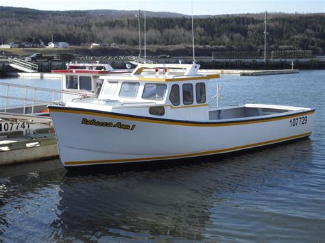 newfoundland fishing boat builders david macdonald boats ltd nsba