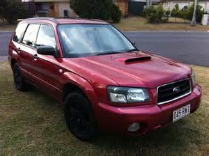 04 Subaru Forester Xt 2004 Subaru Forester Xt My04 For Sale Qld Gold Coast