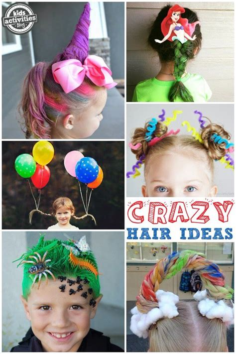 30 ideas for hair day at school for hair day ideas for school activities