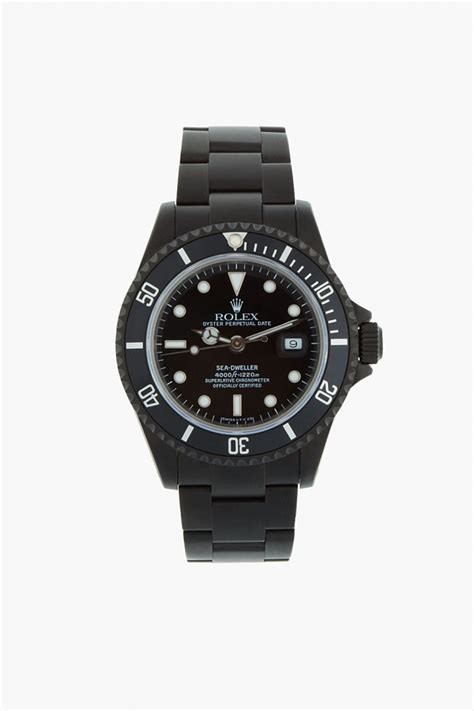 Limited Editions New Black rolex the new black limited edition publicenemy