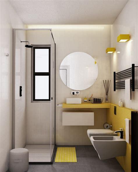 Esempio Bagno Piccolo by Arredare Un Bagno Quadrato La Casa Nel Cassetto
