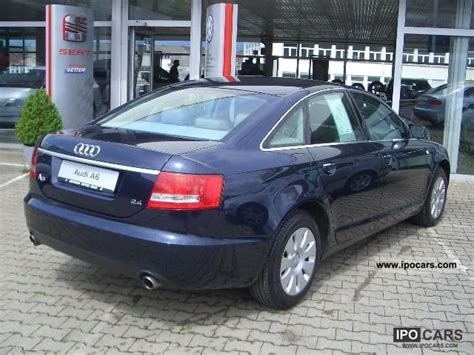 Audi A6 2 4 by Audi A6 2 4 2006 Auto Images And Specification