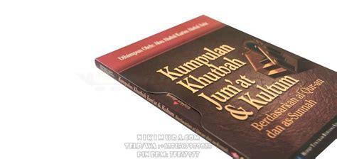 Buku Kumpulan Khutbah Miftah Faridl buku kumpulan khutbah jumat kultum merupakan buku yang mengumpulkan khutbah jumat dan