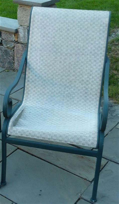 Patio Chair Fabric Replacement Patio Sling Fabric Replacement Fp 023 Veranda Basil Phifertex Wicker Weave