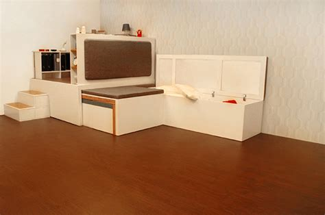 space saving furniture india compact all in one furniture set for urban spaces