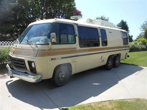 1975 gmc motorhome parts 1975 gmc eleganza ll 26ft motorhome for sale in south