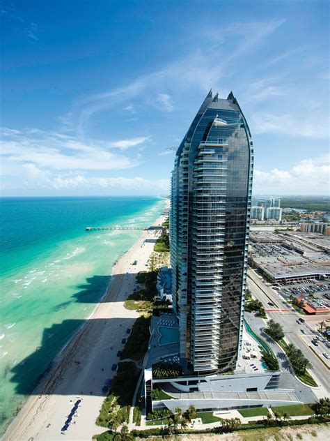 rent appartment miami two bedrooms high floor direct ocean view beach front