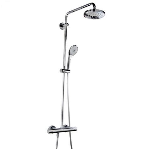 Shower Systems Uk Grohe Euphoria 180 Thermostatic Shower System Uk Bathrooms