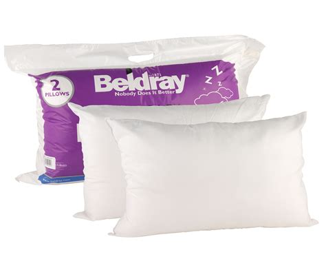 beldray fill pillows pack white beldray