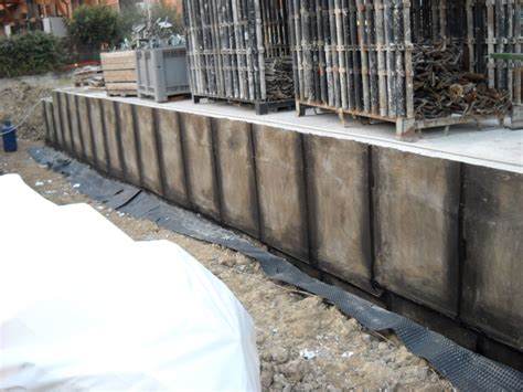 guaine impermeabilizzanti per terrazzi impermeabilizzazione fondamenta civer s n c coperture