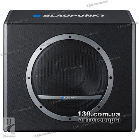 Speaker Subwoofer Blaupunkt blaupunkt xlb 300 a car subwoofer