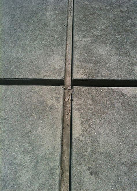 Filling Gaps Between Patio Slabs by Patio Concrete Slabs Fill Gaps Ceramic Tile Advice