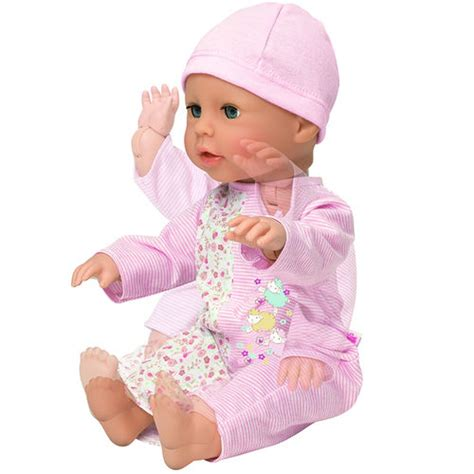 baby annabell crib baby annabell learns to walk doll toys r us