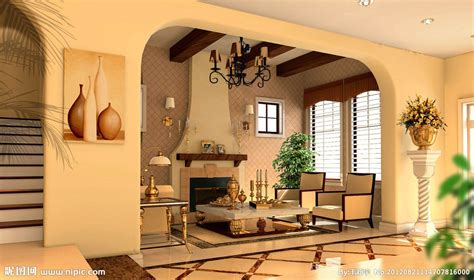 pale yellow living room walls