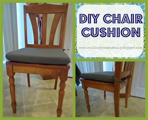 Dining Room Chair Cushions Diy Foam Pads For Cushions Home Improvement