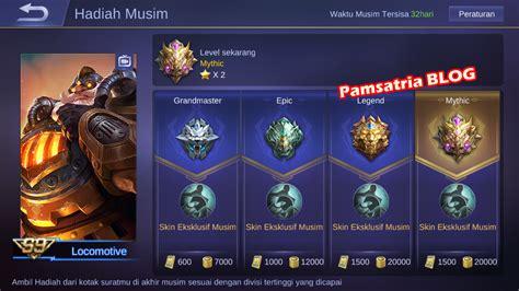 apa itu mobile legend apa itu reset season di mobile legends pamsatria