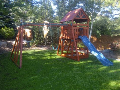 denverfixit swing set play set installations