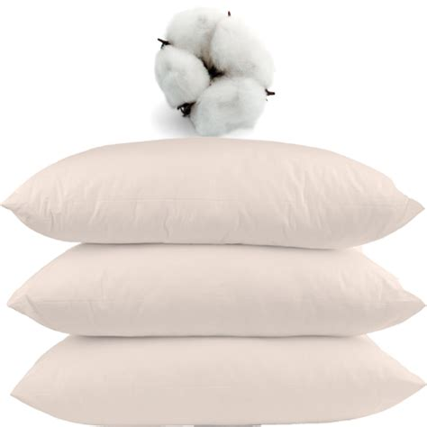 House Of Cotton Pillow allergycare organic cotton dust mite pillow covers