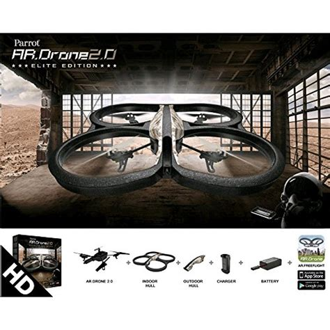 Parrot Ardrone 20 Elite Edition parrot ar drone 2 0 elite edition quadcopter sand rc radio