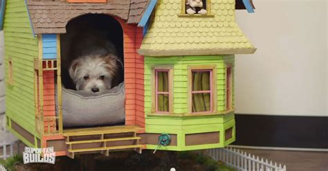 the dog house video super fan s up inspired dog house is a miniature work of art video