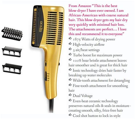 best hair blow dryer african american hair best blow dryer for african american hair