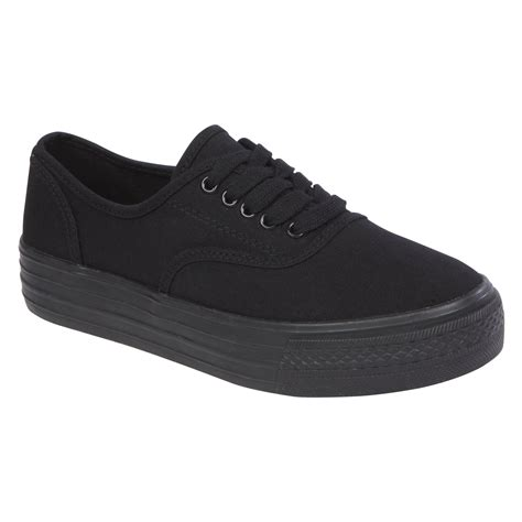 bongo shoes bongo s casual canvas shoe benchwarmer black