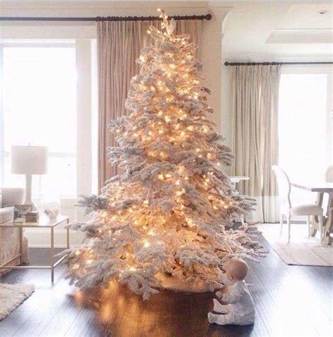 interni natalizi decorazioni di natale in bianco le idee pi 249 chic per la