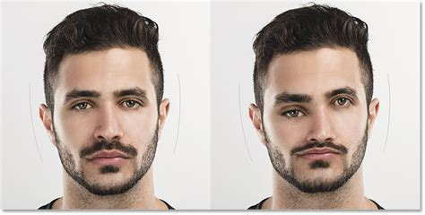 How To Change Hairstyle In Photoshop Cc 2015 by How To Use Aware Liquify In Photoshop Cc