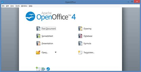 Openoffice Vs Libreoffice Open Office Templates Presentation