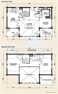 Crystal House Floor Plans by The Crystal Lake Log Home Floor Plans Nh Custom Log