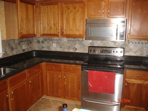 kitchen backsplash idea primitive kitchen backsplash ideas baytownkitchen