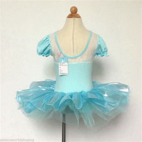 Balet Frozen frozen ballet leotard tutu dress skirt kid 2
