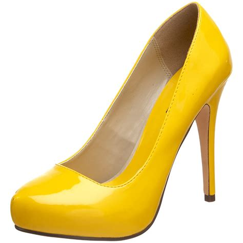yellow shoes which yellow shoes