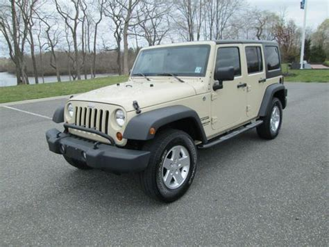 2011 Jeep Wrangler 4 Door by Find Used 2011 Jeep Wrangler Unlimited Sport Sport Utility