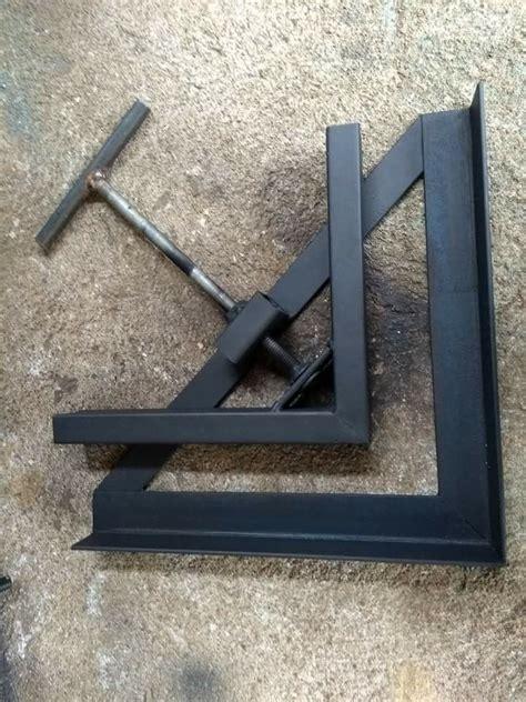 welding angle clamp boya   woodworking garage