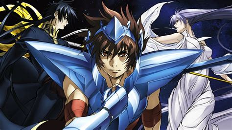 saint seiya lost canvas alone アローン and ハーデス hades saint seiya the lost canvas