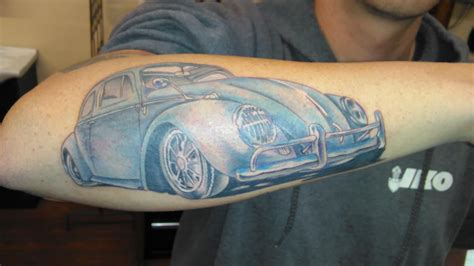 vw beetle tattoo designs vw pictures to pin on tattooskid